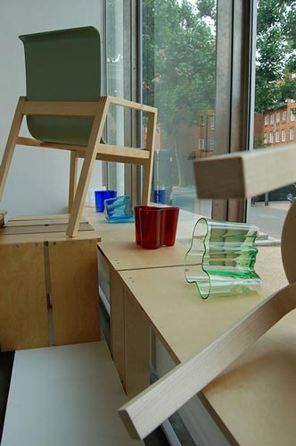 Alvar Aalto: Furniture and Glass