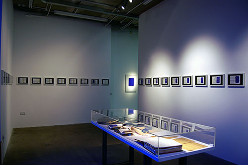Chelsea space 53 almost bliss notes on derek jarmans blue jarman almost bliss malvernweather Gallery