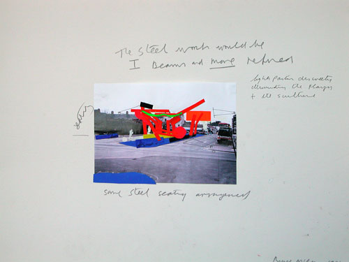Bruce McLean Architecture 21-24 Feb
