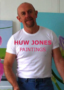 Huw Jones: Paintings