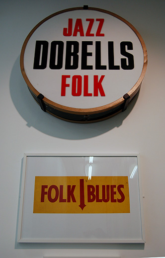 Dobells Jazz Folk Blues