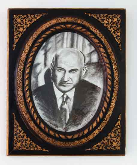 Portrait of Samuel Goldwyn