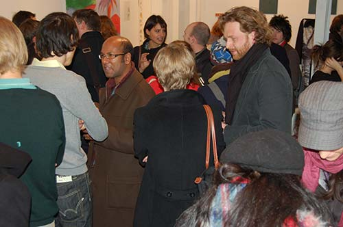 Icetrade Private view