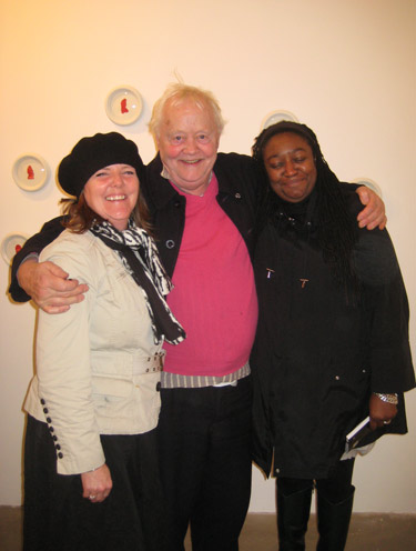 Sharon Kivland private view