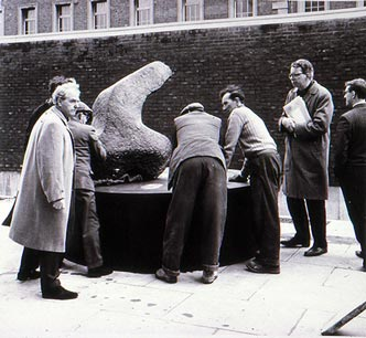 Don't Do Any More Henry Moore: Henry Moore and the Chelsea School of Art