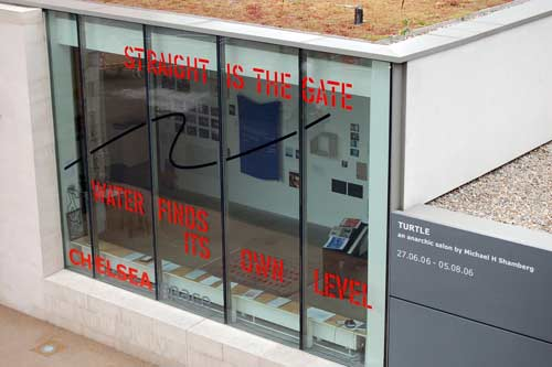 Lawrence Weiner text